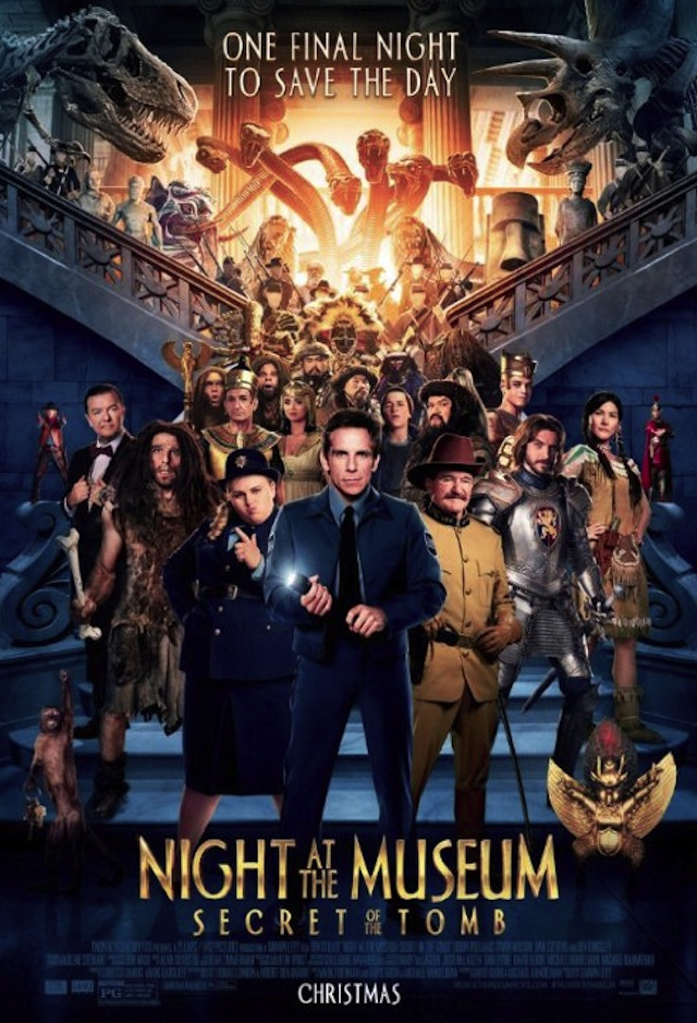 Night at the Museum_ Secret of the Tomb