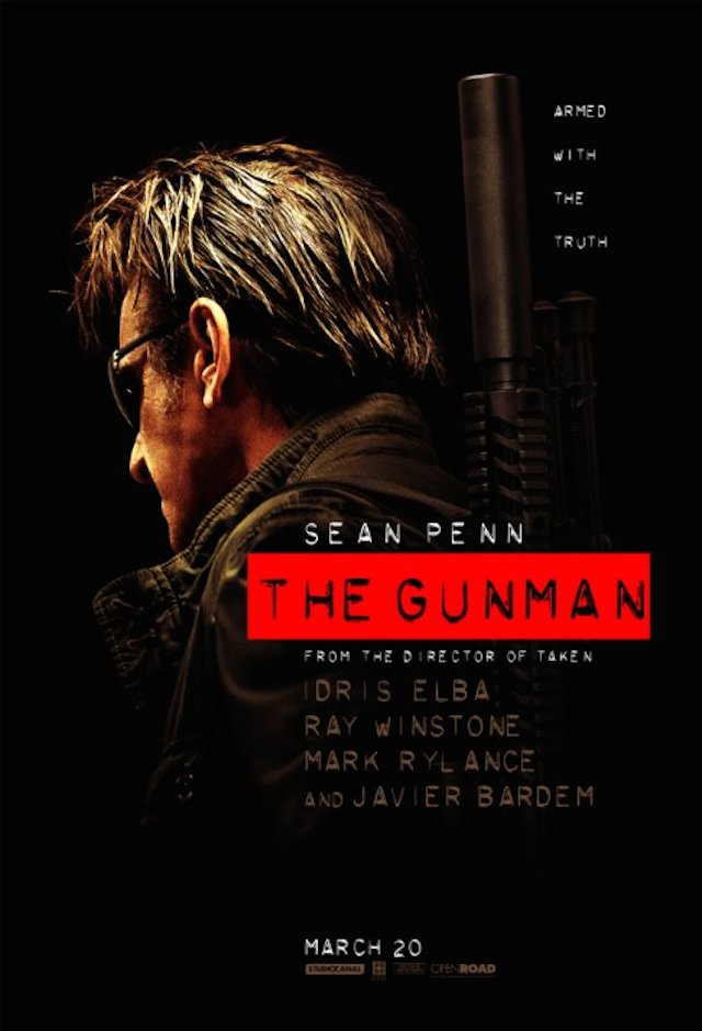 The Gunman (2015)_poster