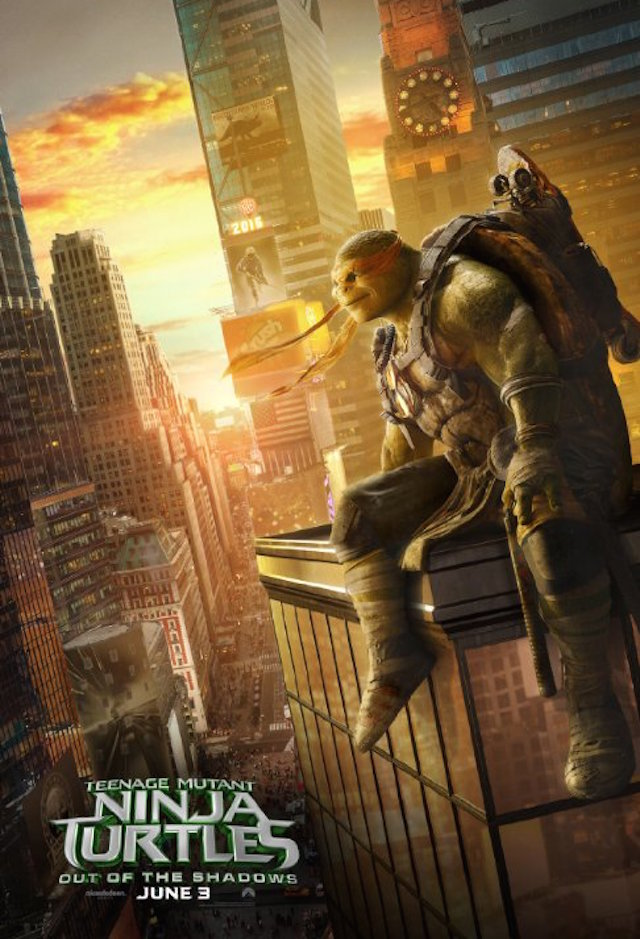 Teenage Mutant Ninja Turtles_ Out of the Shadows (2016)