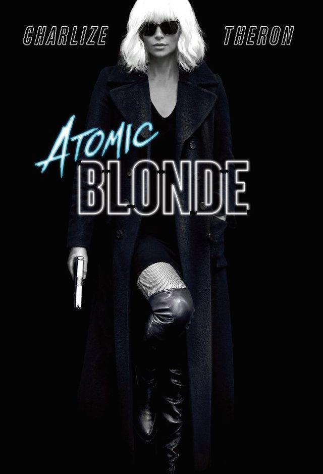 ATOMIC BLONDE_poster 2017