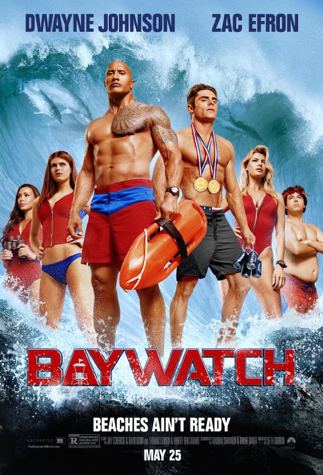 BAYWATCH_poster 2017