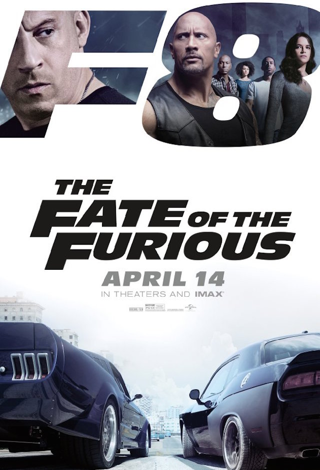 FATE OF THE FURIOUS_poster 2017