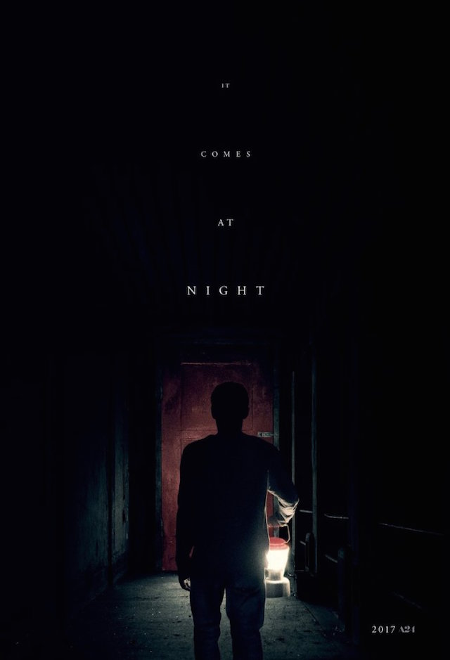 IT COMES AT NIGHT_poster 2017