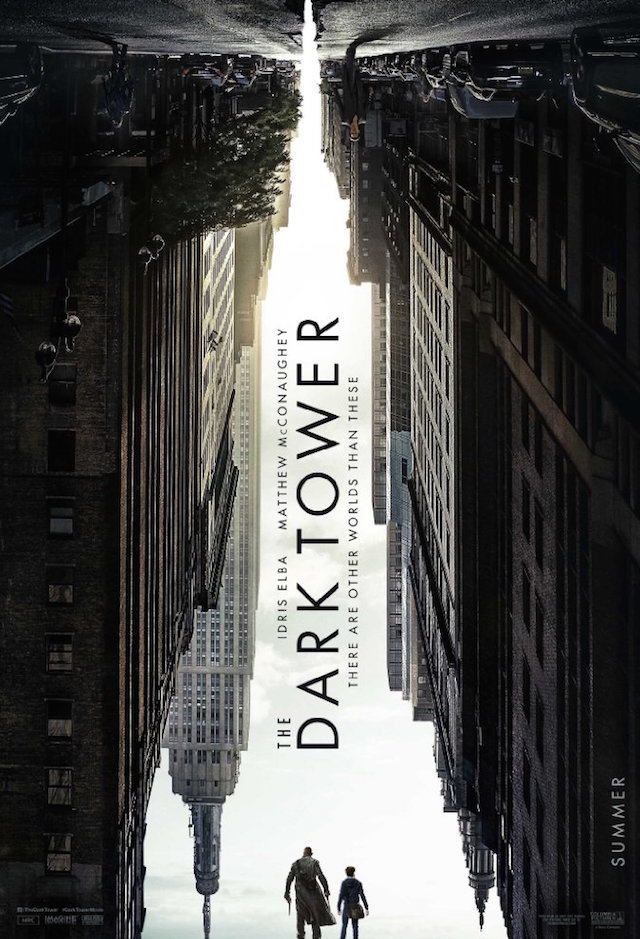 THE DARK TOWER_poster 2017