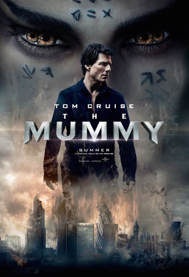 THE MUMMY_poster 2017