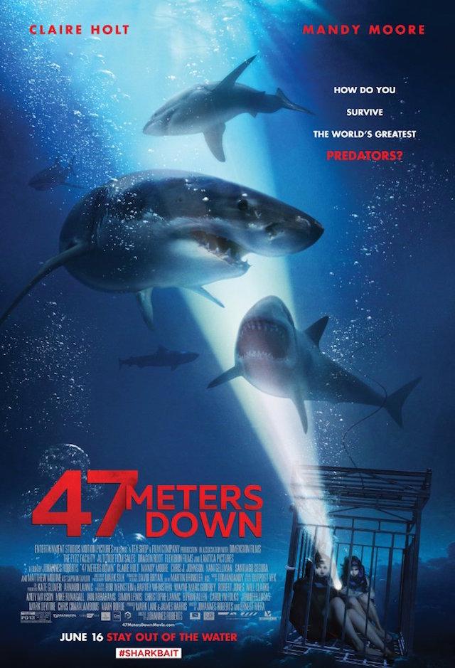 47 Meters Down_poster_2017
