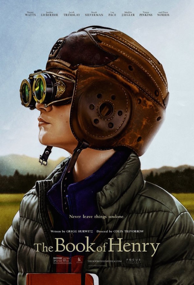 Book of Henry_poster_2017