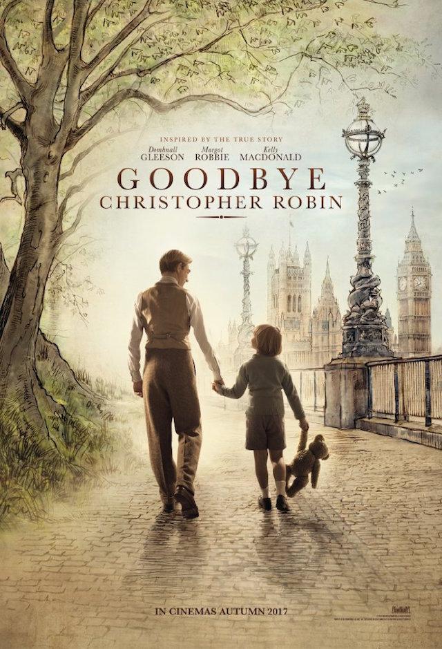 Goodbye Christopher Robin_poster_2017