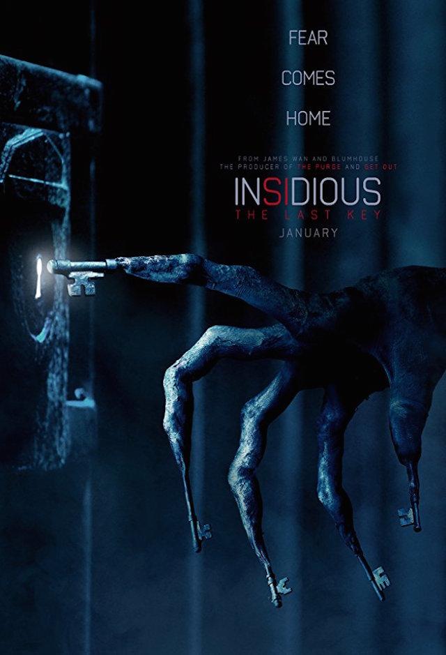 Insidious The Last Key_poster_2018