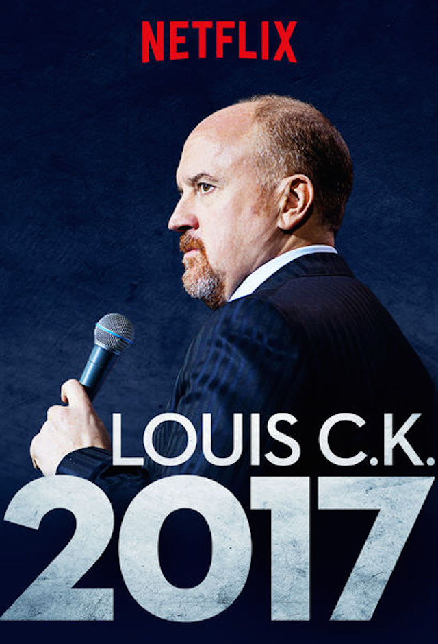 Louis CK_poster_2017