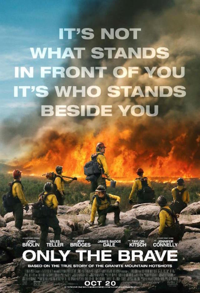Only the Brave_poster_2017