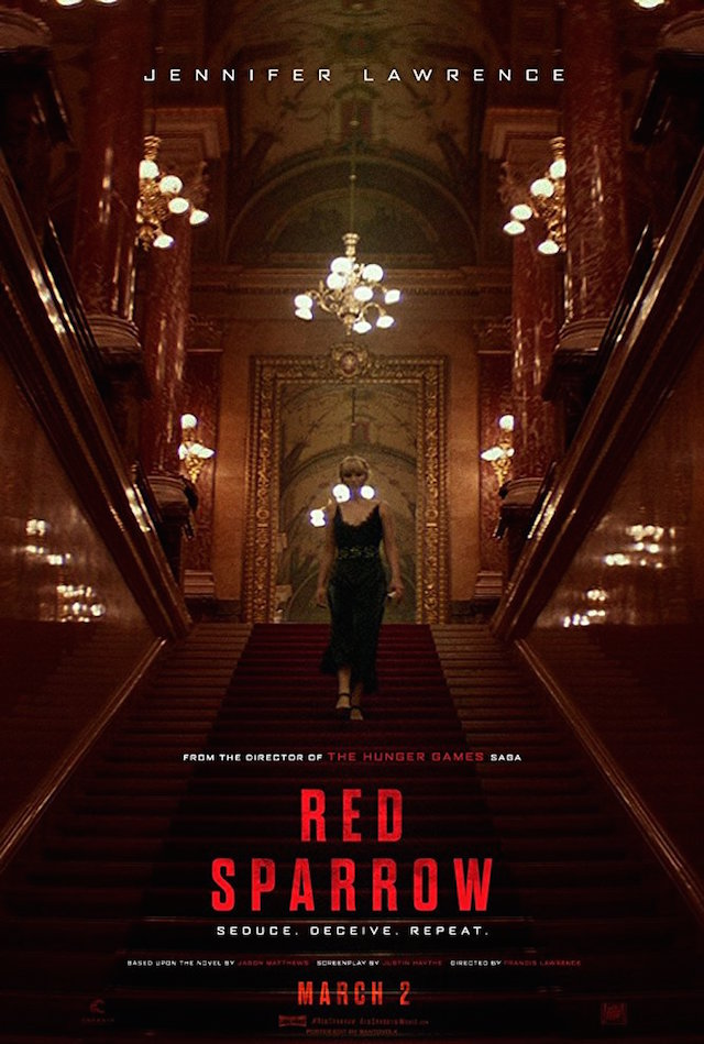 Red Sparrow_poster_2018