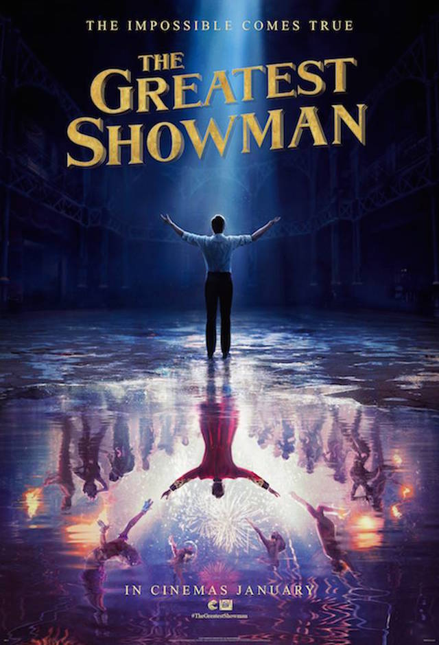 The Greatest Showman_poster_2017
