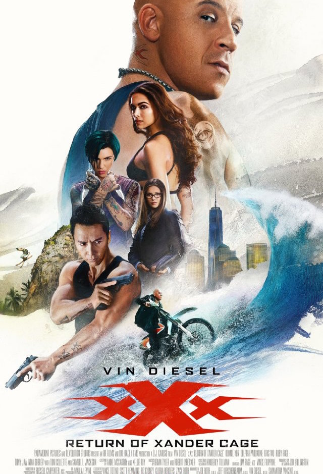 XXX Return of Xander Cage_poster_2017