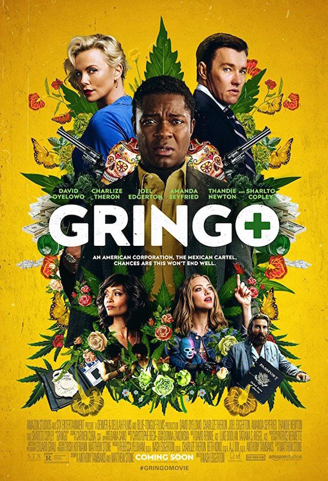 GRINGO_poster 2018