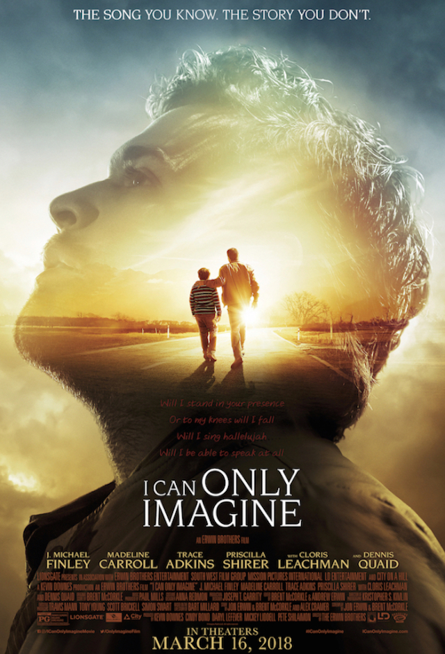 I CAN ONLY IMAGINE_poster 2018