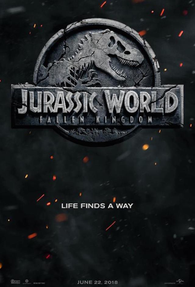 JURASSIC WORLD_poster 2018