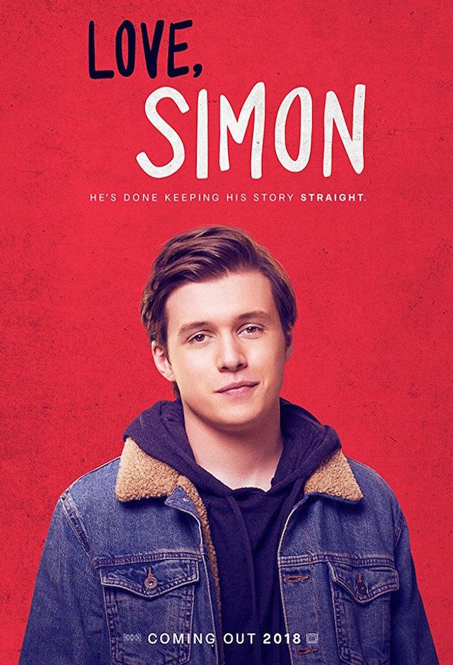 LOVE SIMON_poster 2018