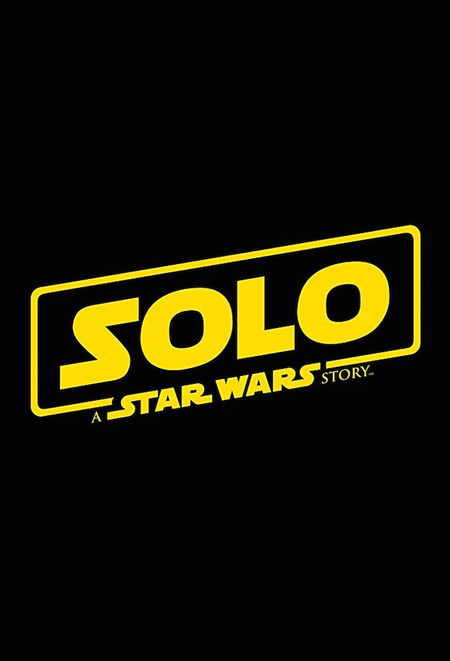 SOLO A STAR WARS STORY_poster 2018